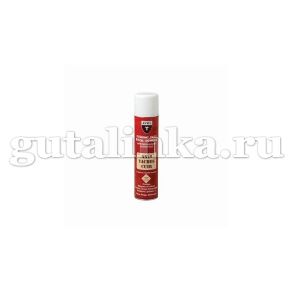 Пропитка Anti Taches Cuir AVEL для всех видов кож текстиля и материалов аэрозоль 400 мл - sphr4047