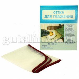 Сетка для глажения ЯВА 45х65 см 1 шт - РТК26