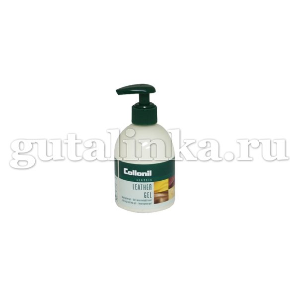 Пропитка для разных материалов Leather Gel COLLONIL флакон с дозатором 200 мл - 5584000