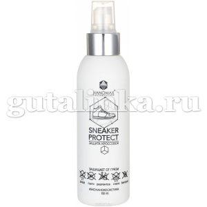 Защита кроссовок 150 мл SNEAKER PROTECT NANOMAX спрей - NM-SP