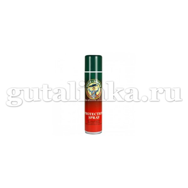 Duke Protection водоотталкивающий аэрозоль Duke of Dubbin для всех видов кож текстиля 200 мл - 2212000