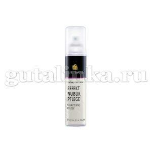 Спрэй для кожи велюрнубук с модными эффектами Effekt Nubuk Spray SOLITAIRE аэрозоль 150 мл - 901382