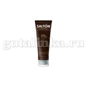Крем тюбикс с губкой для гладкой кожи Complex Oil SALTON Professional цветной 75 мл -