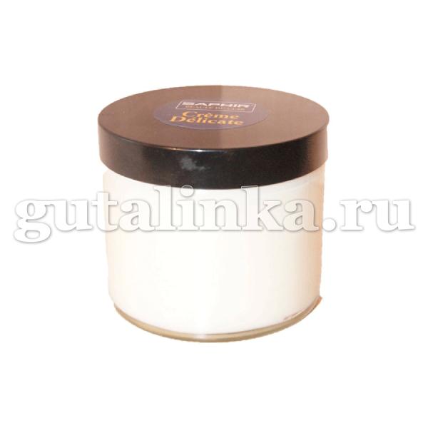 Крем-бальзам Delicate cream SAPHIR для всех видов гладкой кожи банка стекло 250 мл - sphr0125