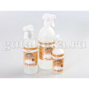 Средство для чистки гладкой кожи FurnitureClinic Leather Ultra Clean LeTech -