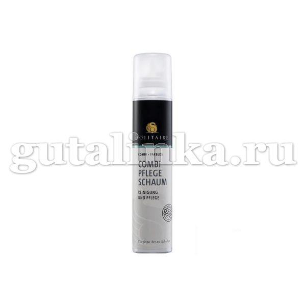 Очищающая пена для любых материалов Combi Pflege Schaum SOLITAIRE аэрозоль 200 мл - 905859