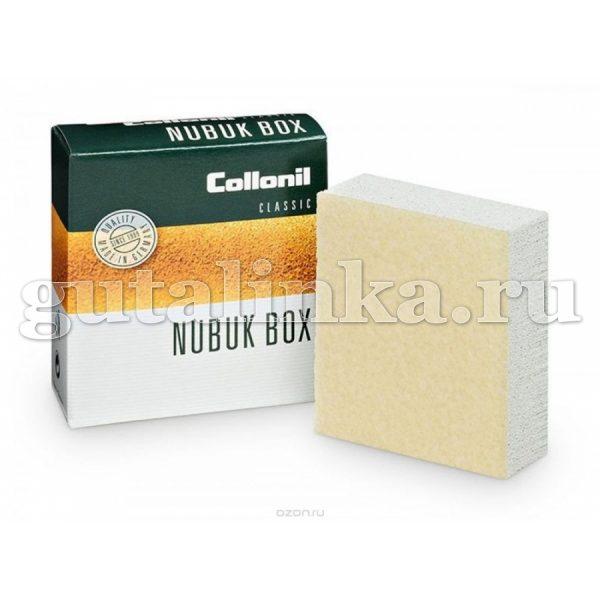 Губка-ластик для замши Nubuk-Box COLLONIL -