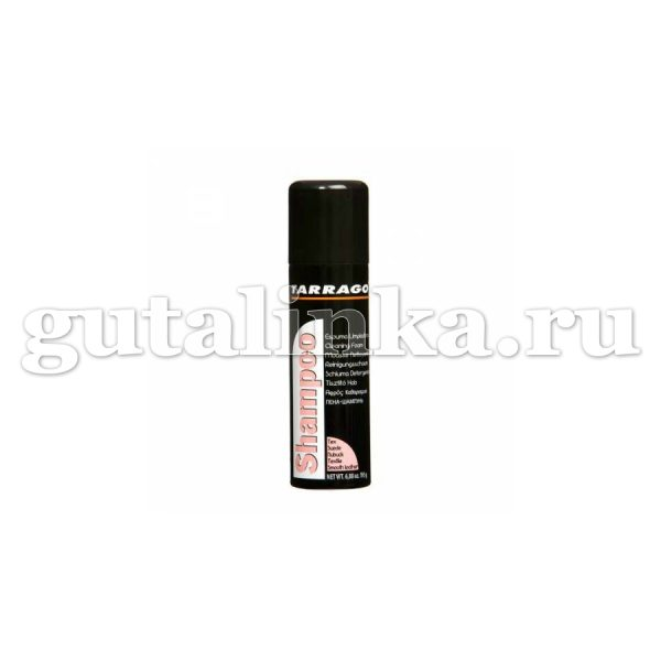 Пена-шампунь для чистки изделий из разных материалов Shampoo TARRAGO аэрозоль 200 мл -