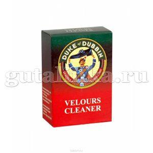 Ластик для удаления пятен Velour Cleaner Duke of Dubbin -