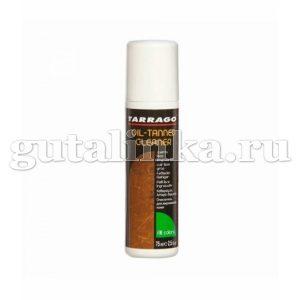 Очиститель для жированных кож TARRAGO Oil Tanned Cleaner флакон 75 мл -