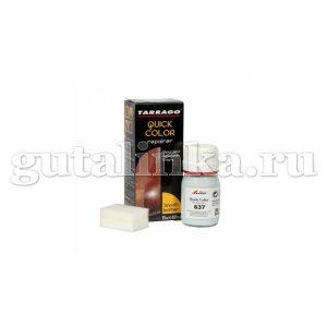 Крем-восстановитель для гладких кож Quick Color TARRAGO флакон стекло 25 мл -