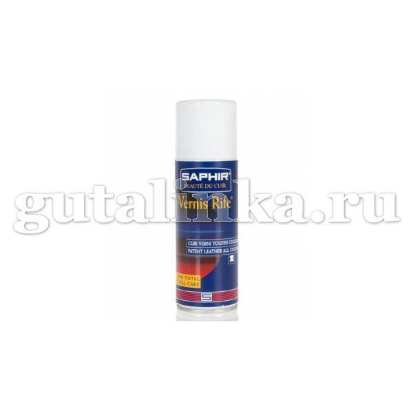 Аэрозоль-полироль для лаковых кож Vernis Rife SAPHIR 150 мл -