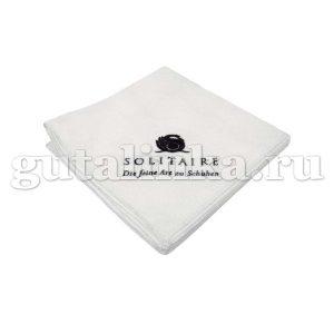 Салфетка для полирования обуви Poliertuch SOLITAIRE - 905856