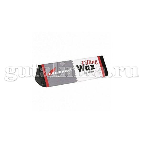 Воск-карандаш для обработки рантов каблуков и подошв из кожи Filling Wax TARRAGO 120 гр -