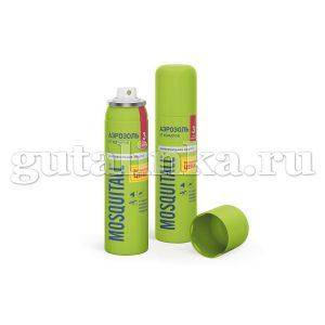 """Аэрозоль """"Универсальная защита"""" MOSQUITALL от комаров 150 мл - 2719 MQ01-10350"""
