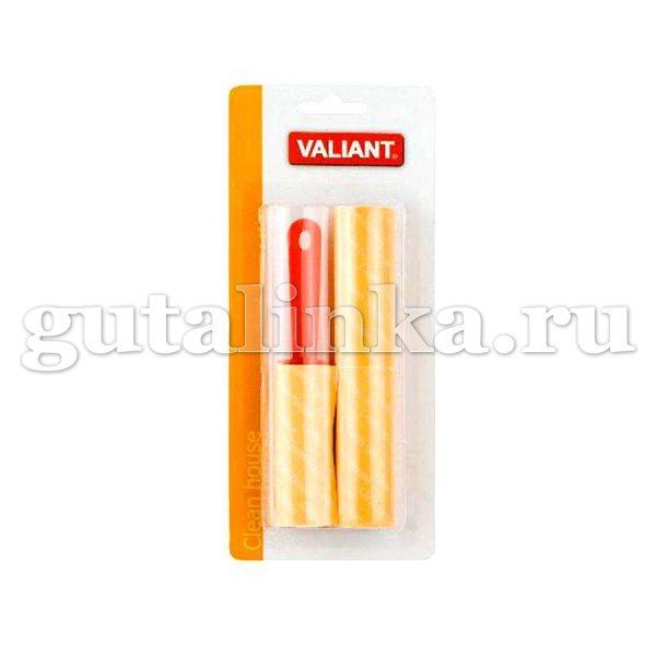 Набор мини-ролик для одежды 2 запаски VALIANT - B73