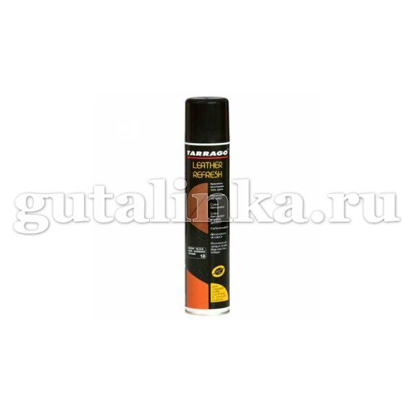 Аэрозоль-краситель для гладкой кожи Leather Refresh TARRAGO цветной 200 мл -