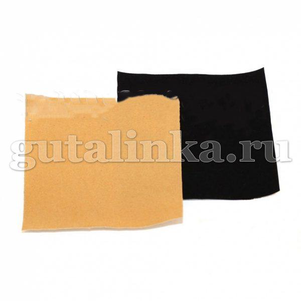 Межподкладочная клеевая ткань ТИПИКА 10х10 см для склеивания всех видов кож и кож заменителя -