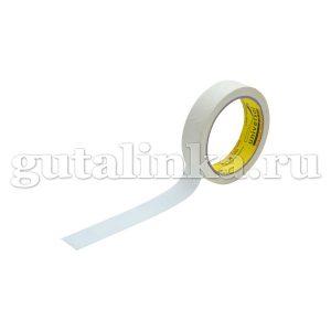 Малярная клейкая лента креповая Магия Гуталина 25 мм 10 м - 402353