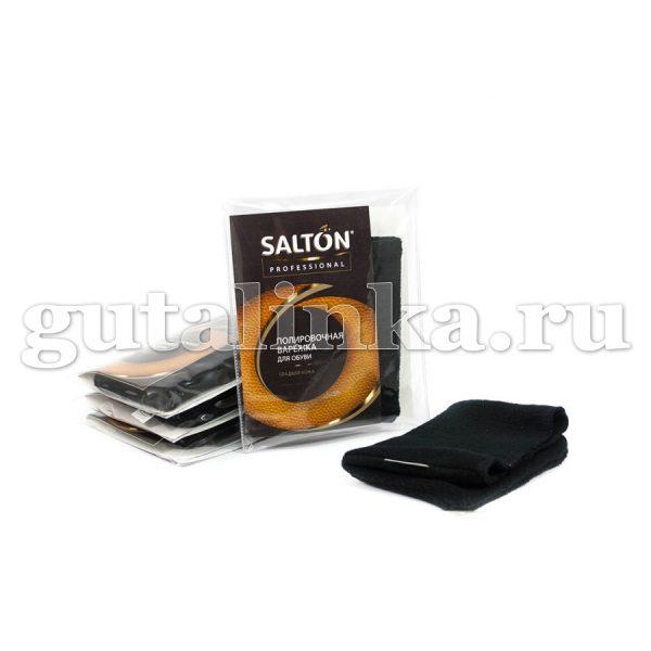 Варежка полировочная для обуви из гладкой кожи Complex Care SALTON Professional - арт.0034