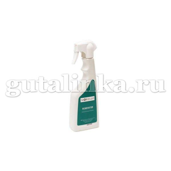 Средство для восстановления цвета велюровой кожи Renovator MORELLO спрей 500 мл - 908251
