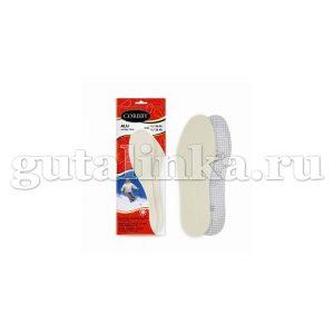 Стельки CORBBY зимние трёхслойные Alu с алюминиевой фольгой безразмерные - corb1271c