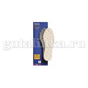 Стельки SAPHIR Semelle Insolle Thermique 100 Laine Aluminium -