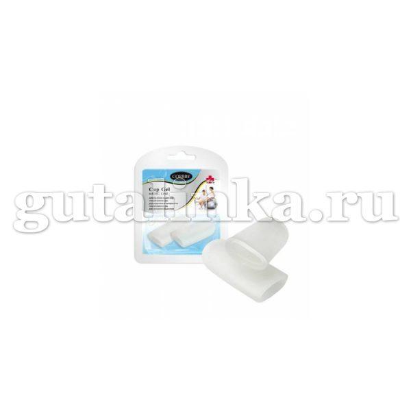 Гелевый колпачок CORBBY Cup Gel для деформированных пальцев стопы 2 шт -