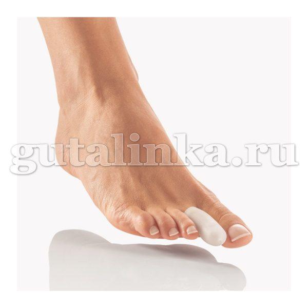 Защитный колпачок для пальцев руки и стопы 2 шт Pedi Soft BORT -