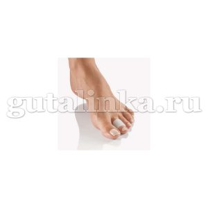 Защитное кольцо 2 шт для деформированных пальцев стопы Silikonring Pedi Soft BORT -