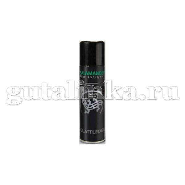 Аэрозоль для гладкой кожи Leather Fresh SALAMANDER Professional цветной 250 мл -