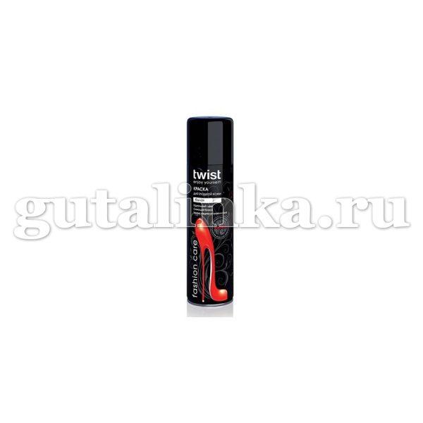 Краска для кожи TWIST Fashion цветная аэрозоль 250 мл -