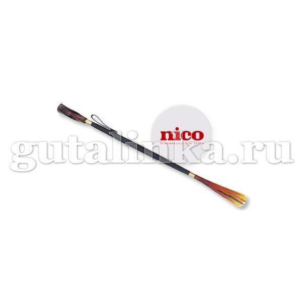 """Пластиковый рожок для обуви NICO """"Роговая ручка"""" пластик 60 см - 9633300"""