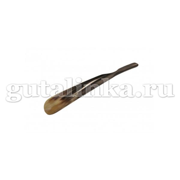 Рожок для обуви SAPHIR натуральный рог 30 см - sphr2760