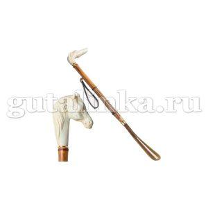Рожок для обуви SAPHIR Бамбук Пластик 70 см -