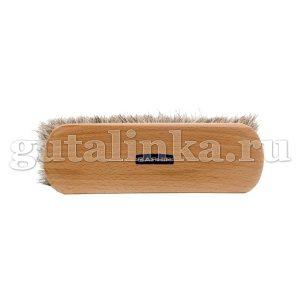 Щетка SAPHIR светлая колодка 20 см деревонатуральная щетина - sphr2644