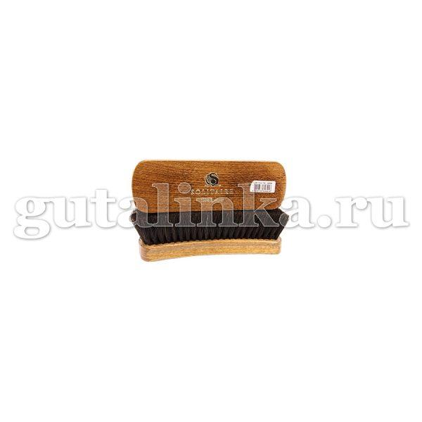 Средняя щетка с натуральным конским волосом Glanzburste SOLITAIRE 17 см -