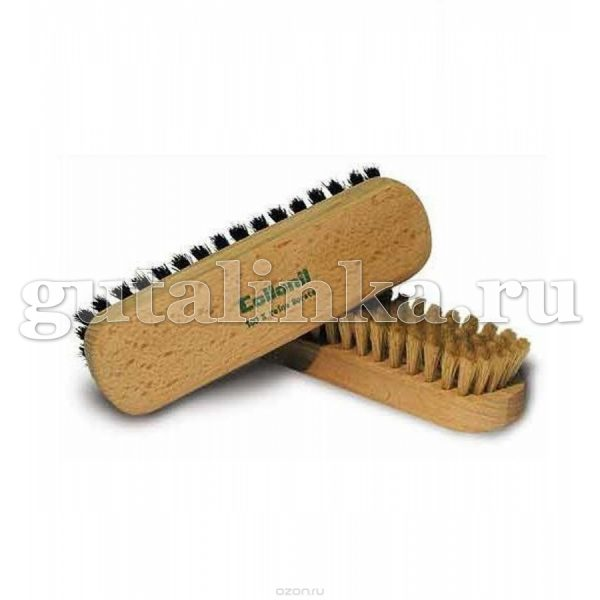 Щетка деревянная с натуральным ворсом Glanzburste COLLONIL 155 см -
