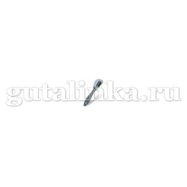 БАМА Щетка комбинированная для чистки замши нубука велюра - H09