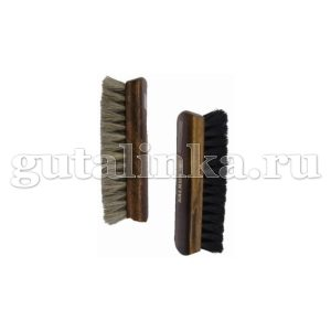 Щетка округлая SALRUS натуральное деревонатуральный волос 17 см -