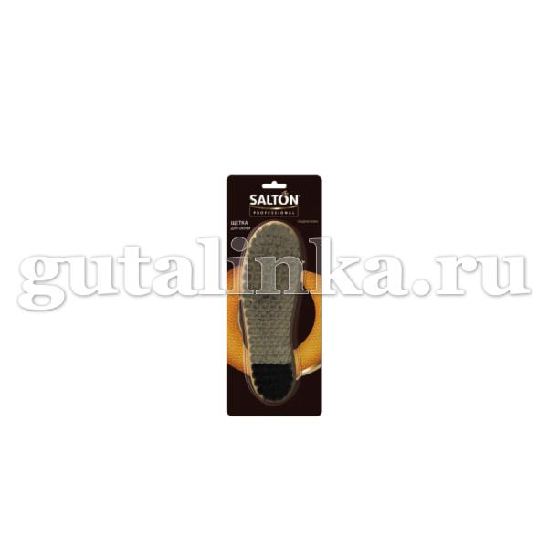 Щетка для обуви Complex Care SALTON Professional большая ворс дерево комбинированная - арт.0015
