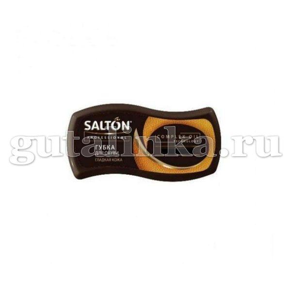 Губка для обуви из гладкой кожи Complex Oil SALTON Professional -