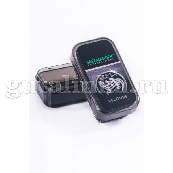 Губка Мини-Нубук Nubuck Velours Quick SALAMANDER Professional - 8201