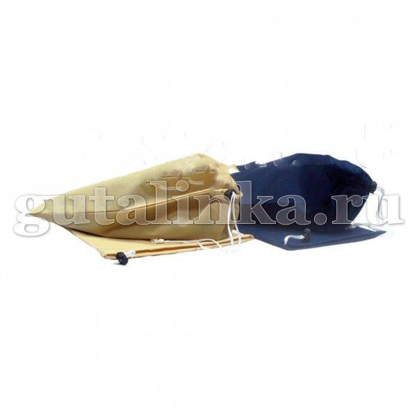Чехол для обуви плоский 20х41 см 2 шт с фиксатором Магия Гуталина -
