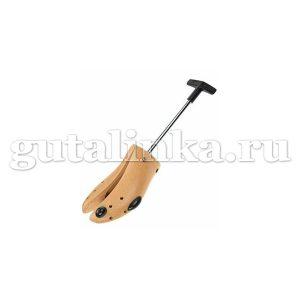Растяжка винтовая для обуви мужская деревянная колодка NICO -