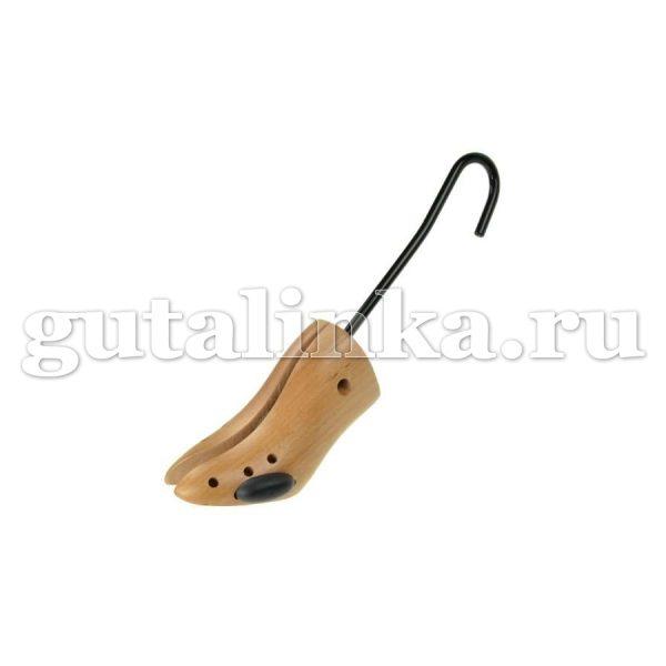 Растяжка винтовая для обуви на высоком каблуке женская деревянная колодка DASCO -