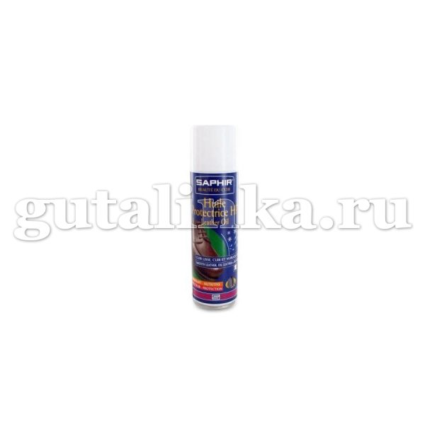 Пропитка-масло для спортивной и туристической обуви Huile Prootectrice HP SAPHIR аэрозоль 250 мл - sphr0705
