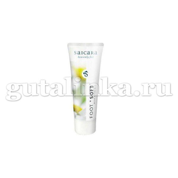 Крем для смягчения кожи с витамином Е Foot Soft SAICARA тюбик 100 мл - 7201006