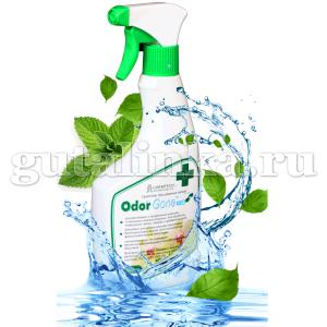 Специализированное средство Мed для выведения запахов для ухода за лежачими больными OdorGone 500 мл - Л760565