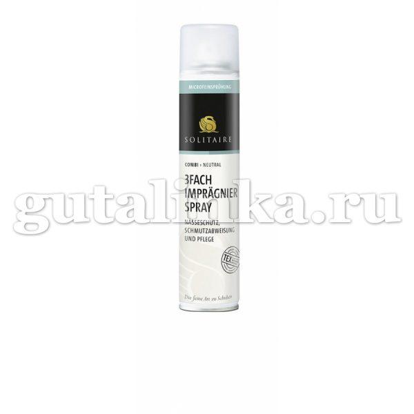 Пропитка спрей 3Fach Impragnier Spray SOLITAIRE аэрозоль 400 мл - 906168
